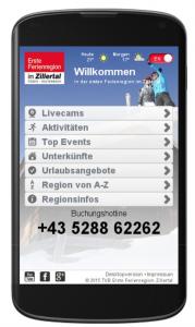 erste-ferienregion mobile